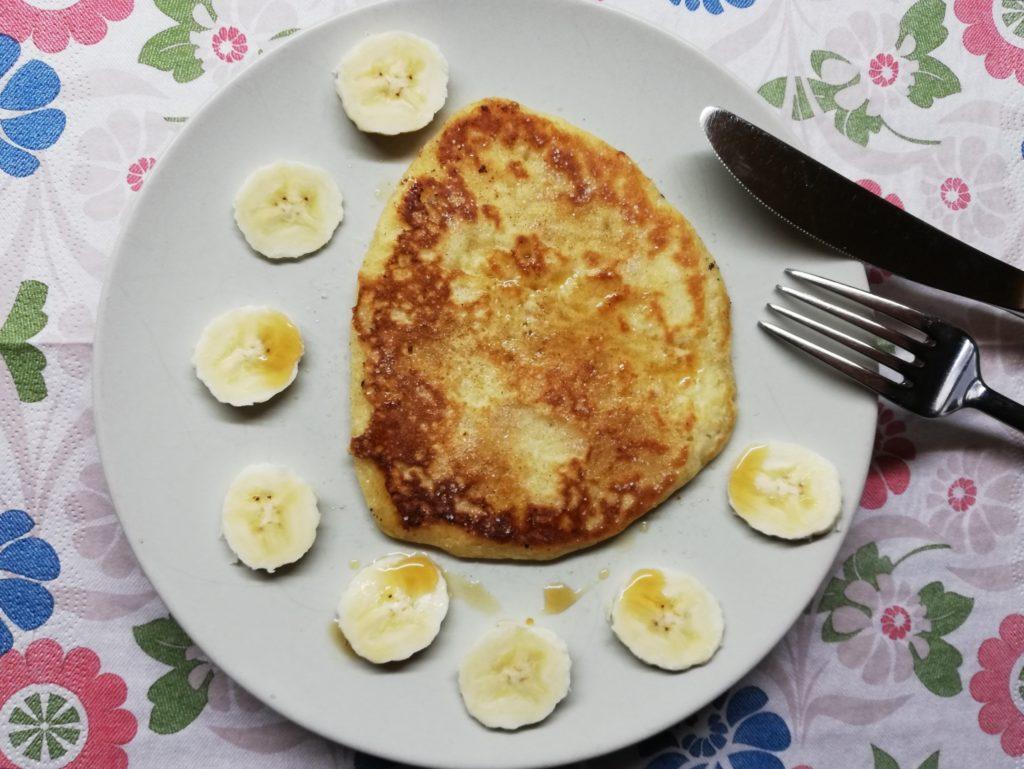 Fluffige Pancakes für das gemütliche Sonntagsfrühstück