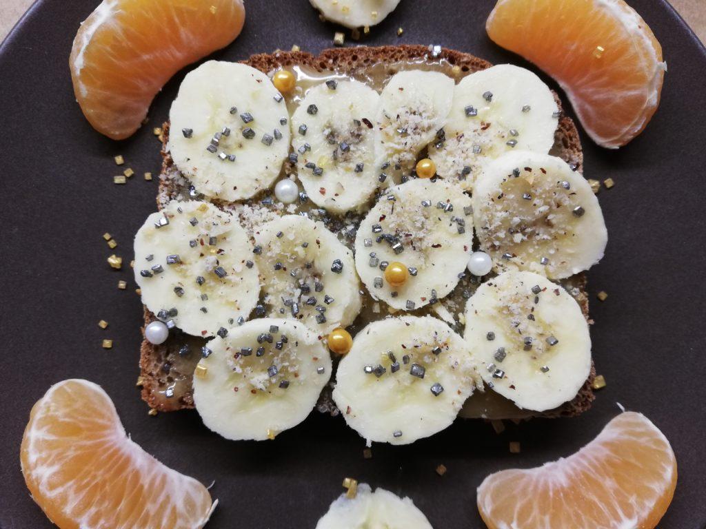 Bananenbrot Frühstücksmuffel